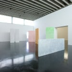 Untitled (Slabs), 2012, Installation view The New Art Gallery Walsall