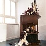 Untitled (Still. Life), 2008, mixed media, 200 x 120 x 120cm