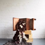 Untitled (Commode), 2008, mixed media, 100 x 50 x 80cm