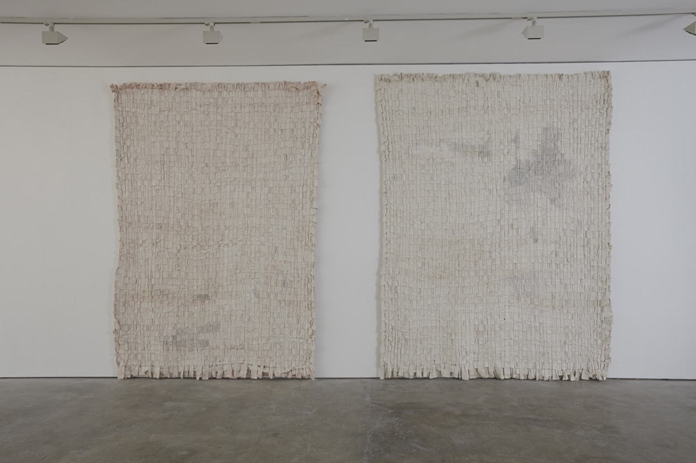 J Carey Untitled (wall hangings)