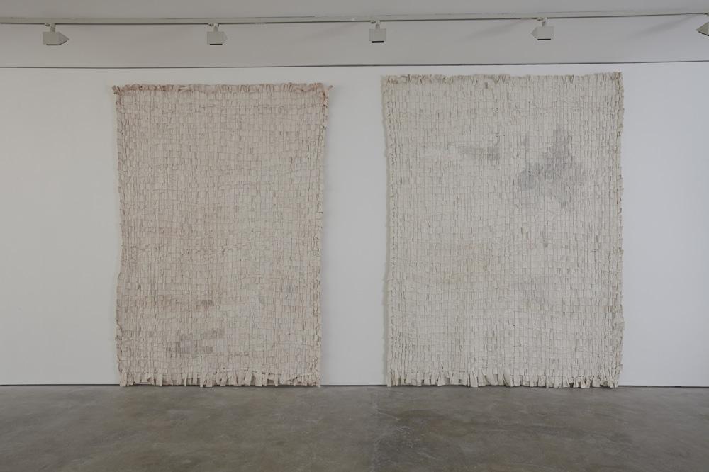 J Carey Untitled (wall hangings)
